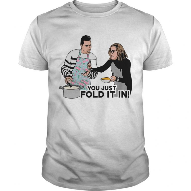 You Just Fold It In Shirt