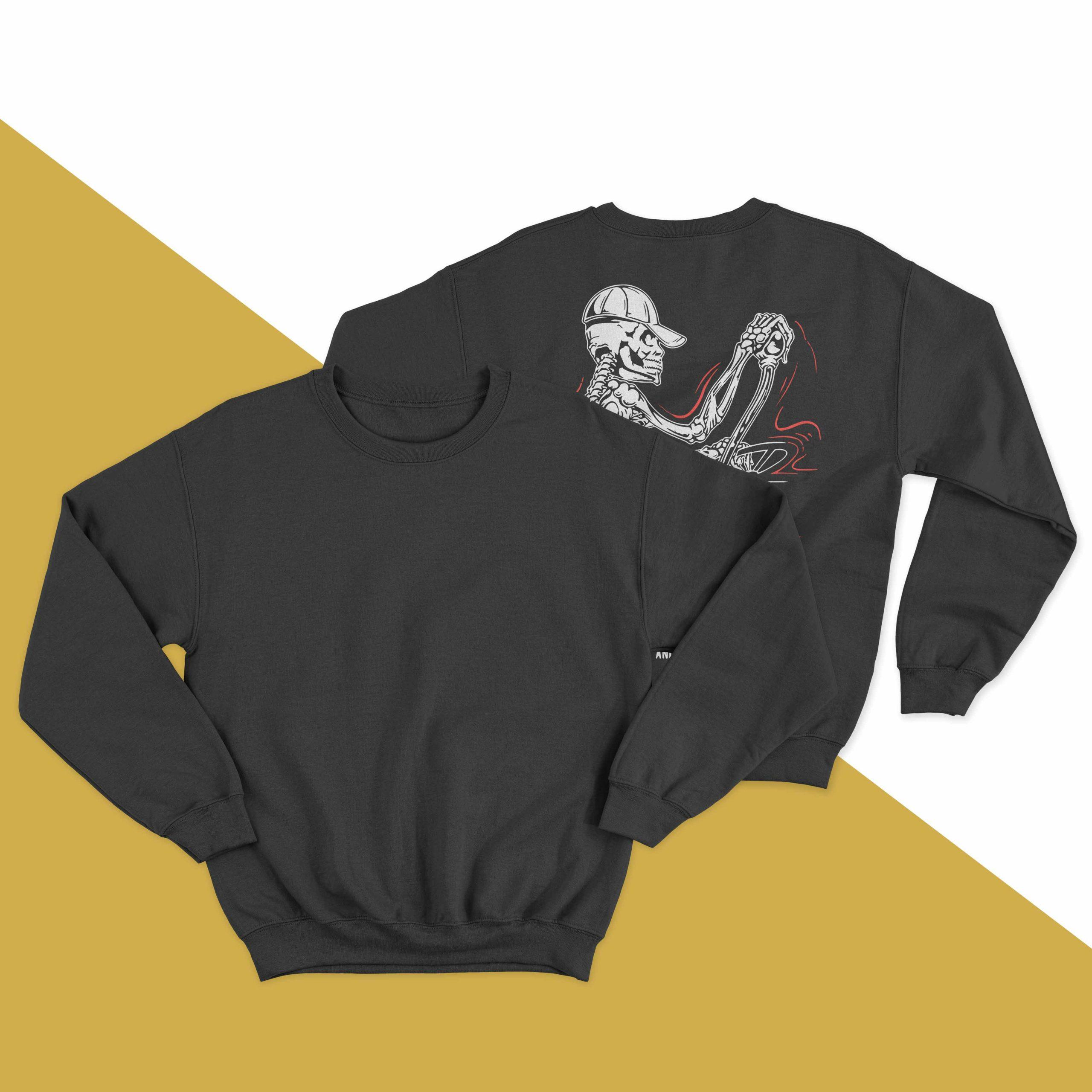 18 To Life Driving And Surviving Longsleeve