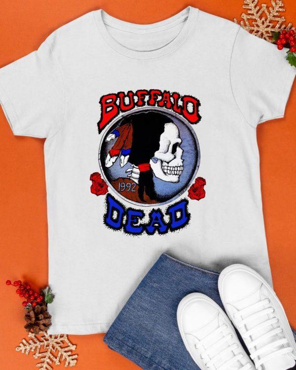 1992 Buffalo Dead Shirt
