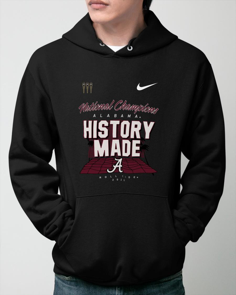 2021 National Championship Hoodie