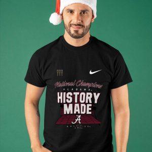 2021 National Championship Shirt