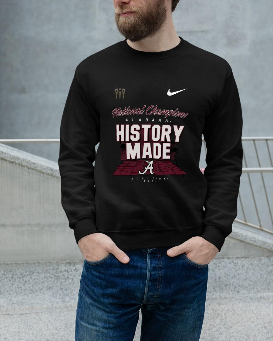2021 National Championship Sweater