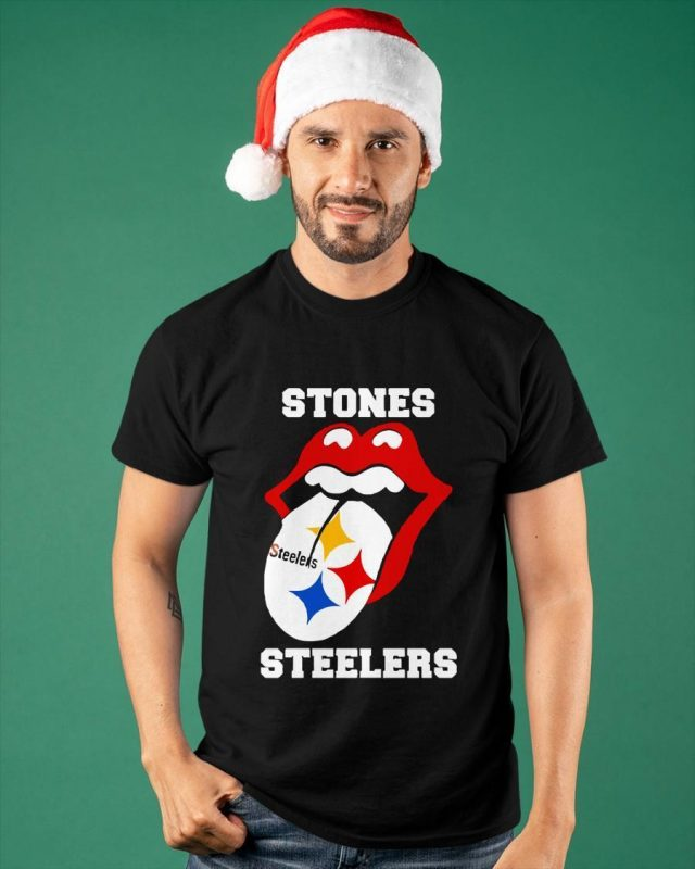 2021 Pittsburgh Steelers The Rolling Stones Steelers Shirt