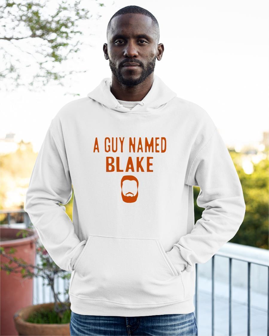 A Guy Named Blake Hoodie
