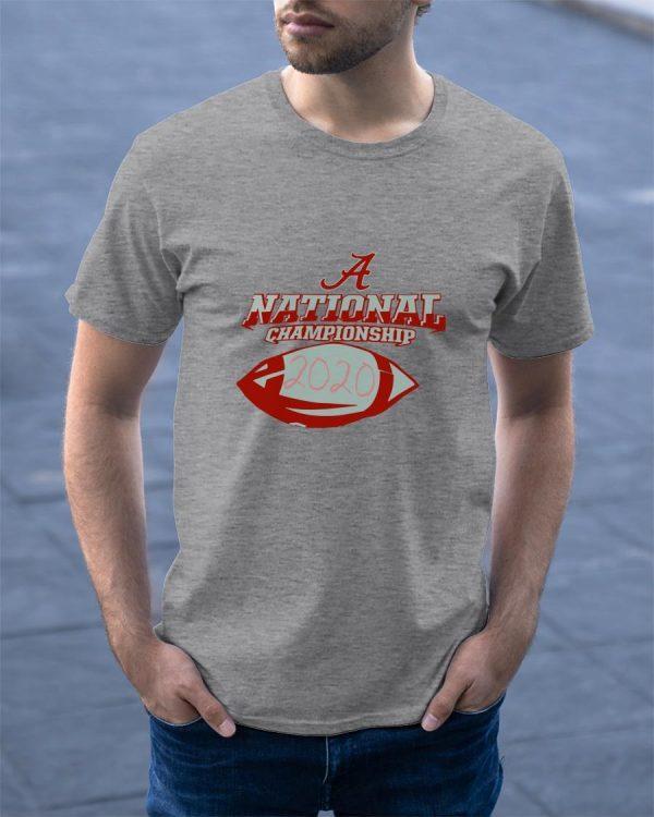 Alabama Dry Erase Shirt