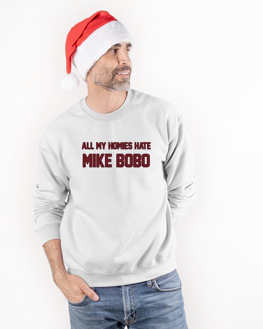 All My Homies Hate Mike Bobo Longsleeve