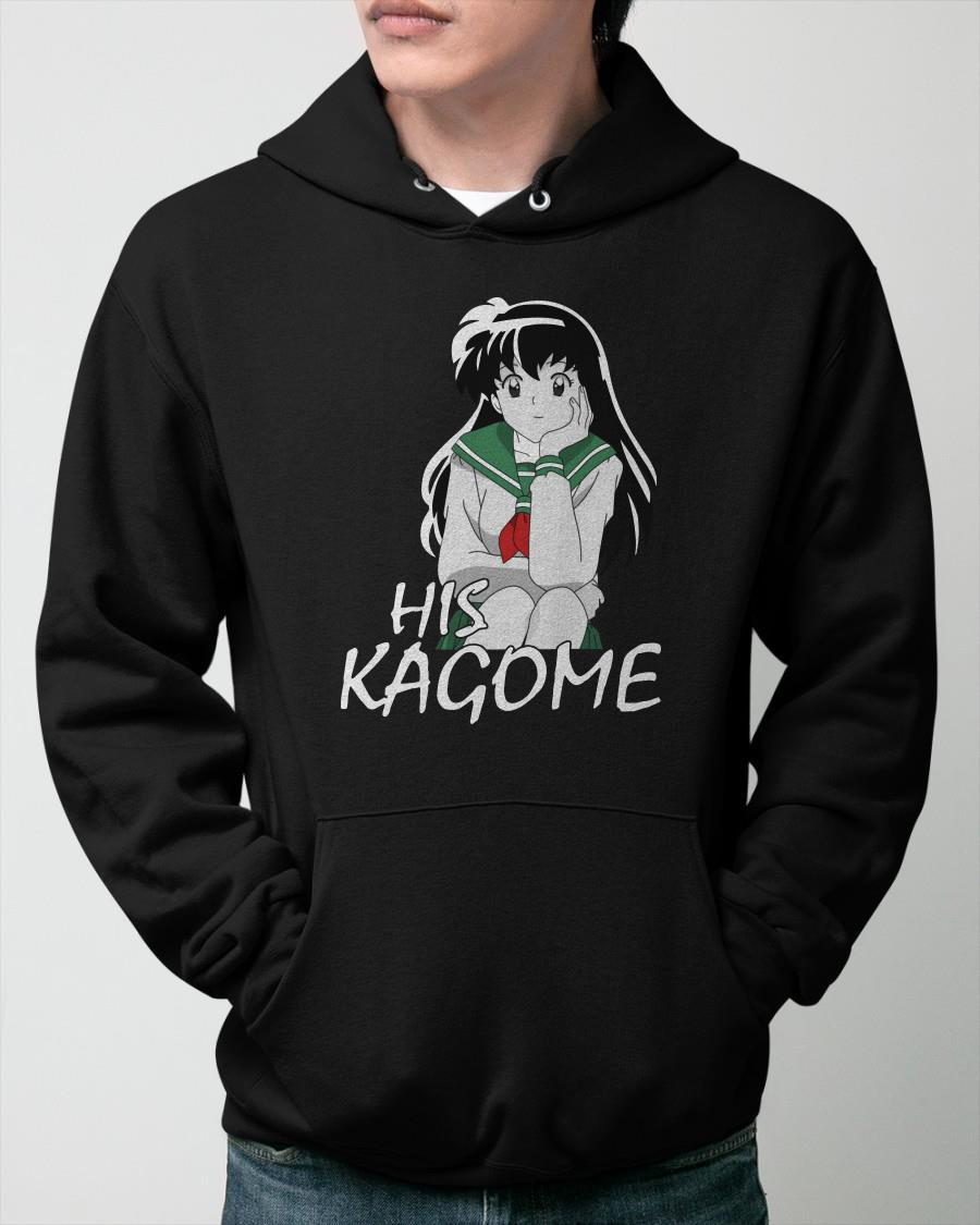 Anime His Kagome Hoodie