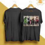 Avengers Endgame Be Strong Be Brave Be Humble And Be Badass Shirt