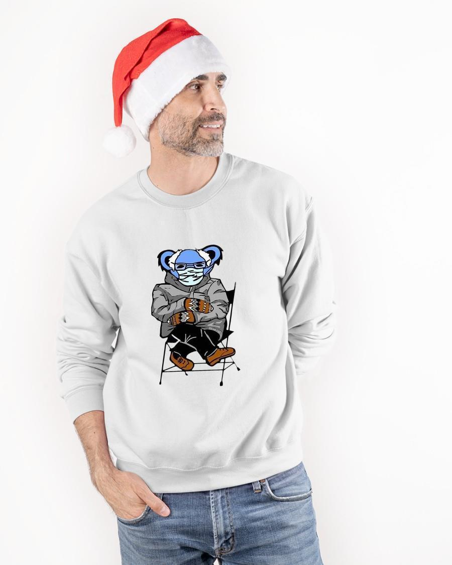 Bernie Sanders Grateful Dead Dancing Bear Sweater