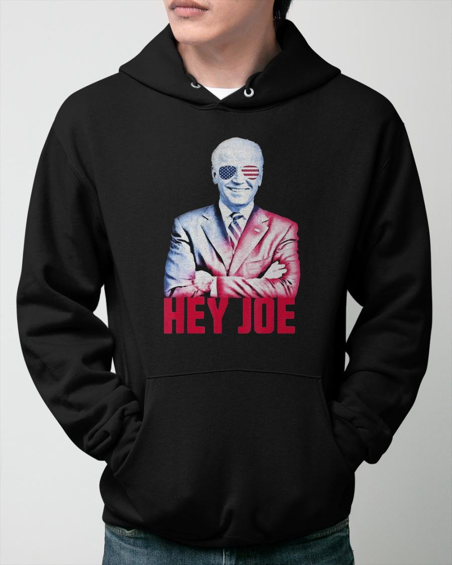 Biden 46th President Funny Biden Inauguration Hey Joe Hoodie