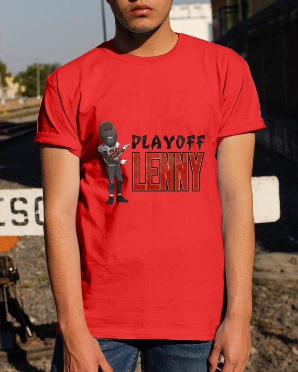 Big Cat Playoff Lenny Shirt