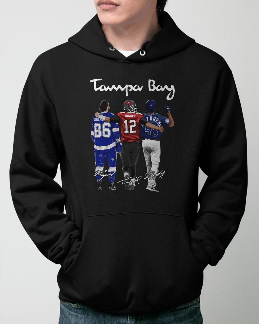 Brady 12 Tampa Bay Hoodie