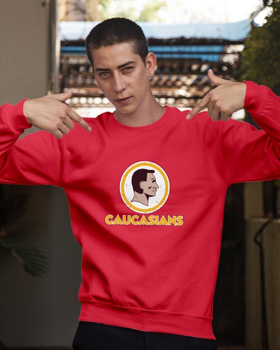 Breitbart Caucasians Sweater