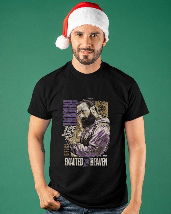 Brodie Lee Tribute Shirt