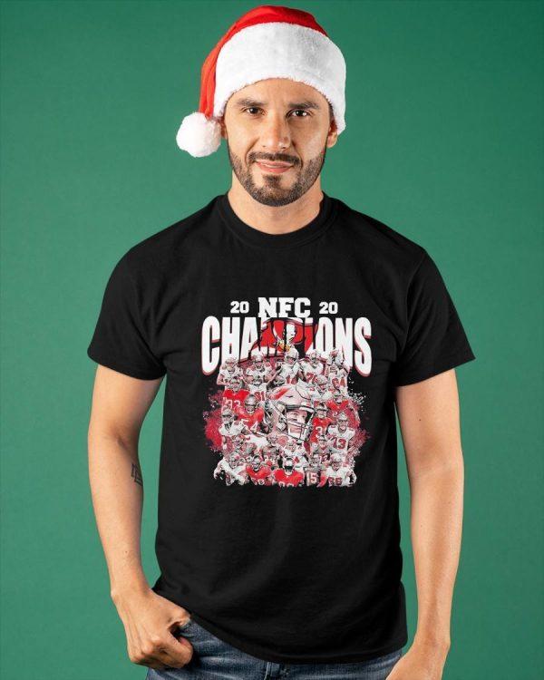 Bucs Nfc Championship Shirt