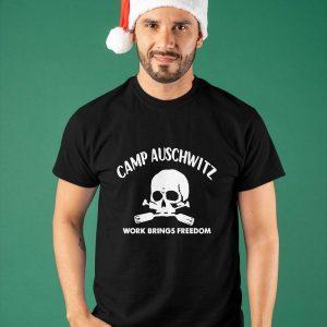 Camp Auschwitz Sweatshirt