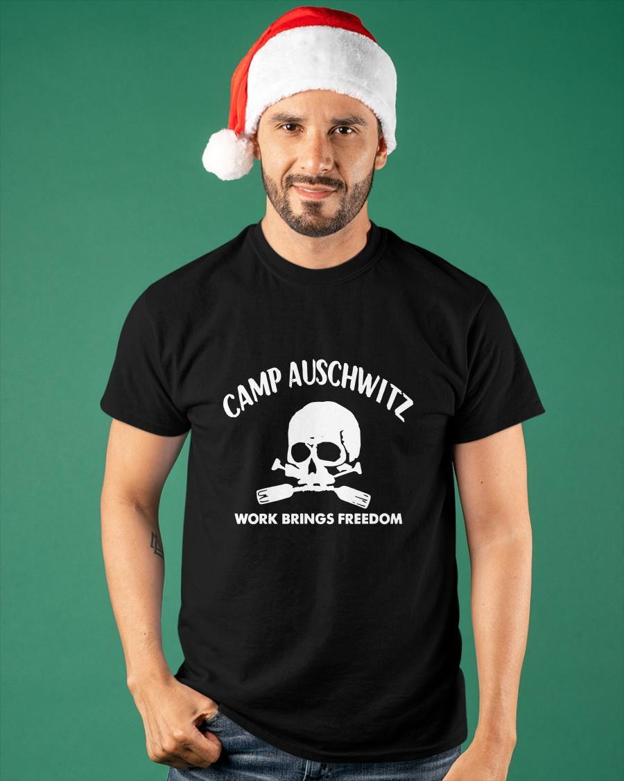 Camp Auschwitz Sweatshirt