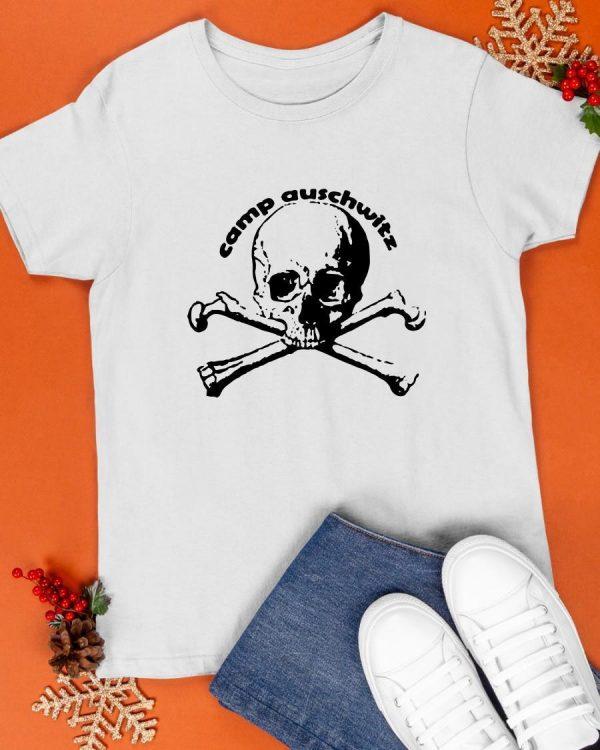 Camp Auschwitz T Shirt Amazon