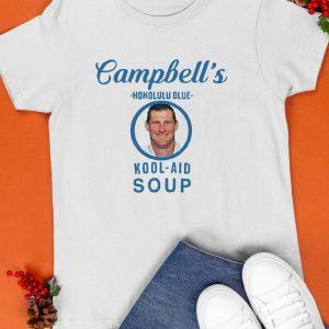 Campbell's Honolulu Blue Kool Aid Soup Shirt
