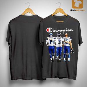 Champions Reycalf Wilson Lockett Shirt