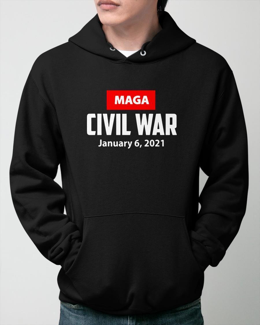 Civil War Jan 6 2021 Hoodie
