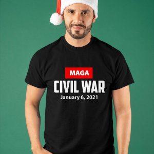 Civil War Jan 6 2021 Shirt