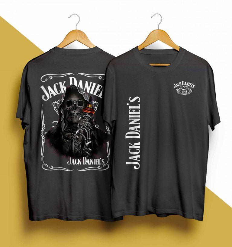 Death Jack Daniel's Shirt