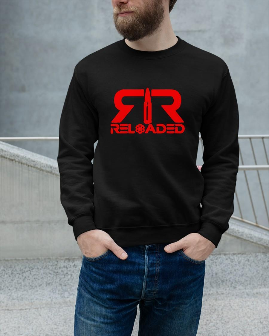 Derrick Rose Red Logo Reloaded Tank Top