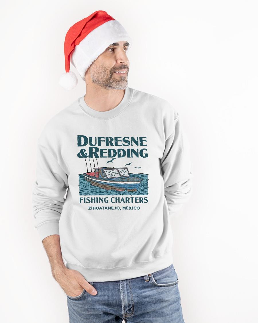 Dufresne And Redding Fishing Chapters Sweater