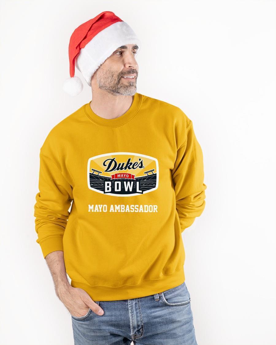 Dukes Mayo Bowl Sweater