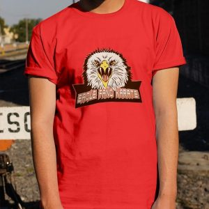 Eagle Fang Karate T Shirt Cobra Kai