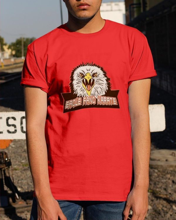 Eagle Fang Karate T Shirt Cobra Kai