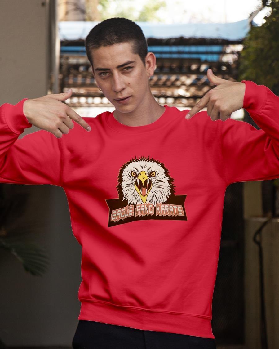 Eagle Fang Karate T Cobra Kai Sweater