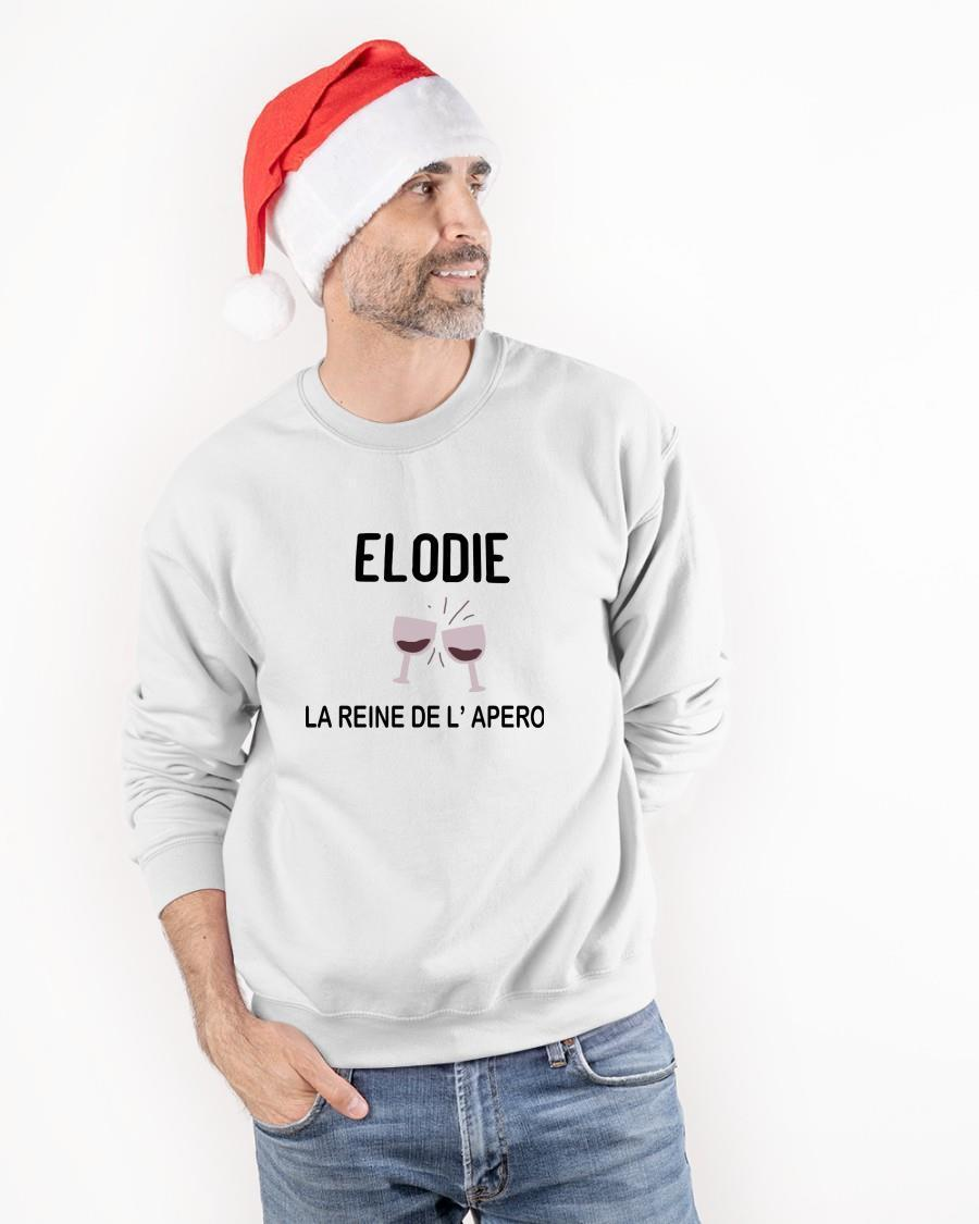 Elodie La Reine De L'apero Sweater
