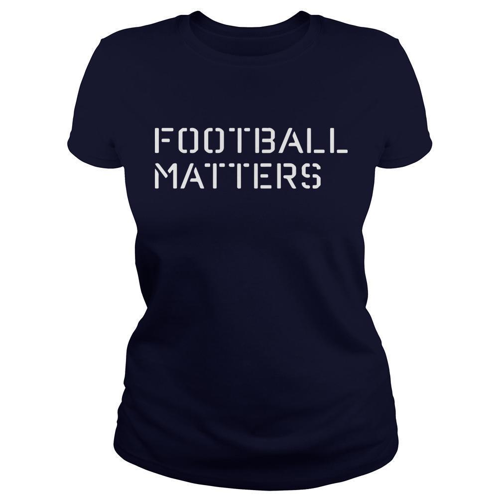 Football Matters T Longsleeve