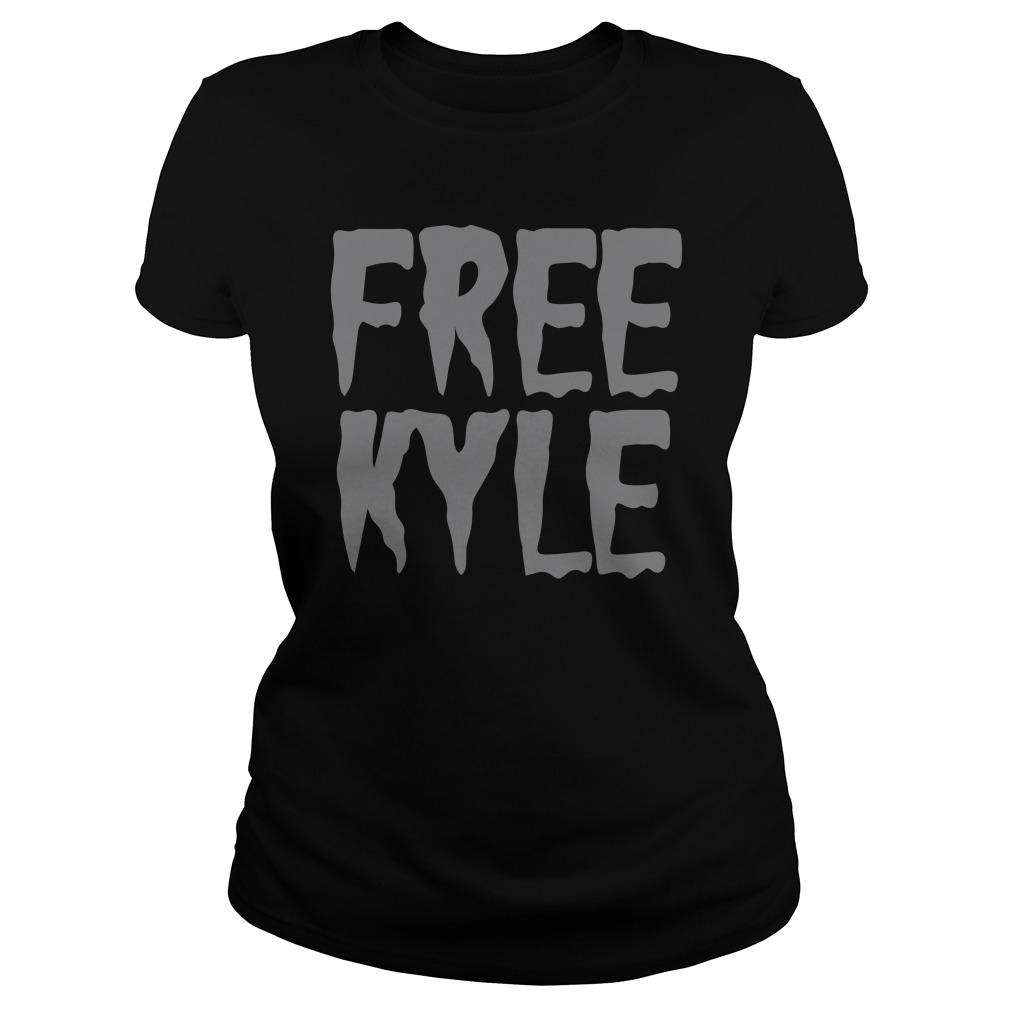 Free Kyle Rittenhouse Longsleeve