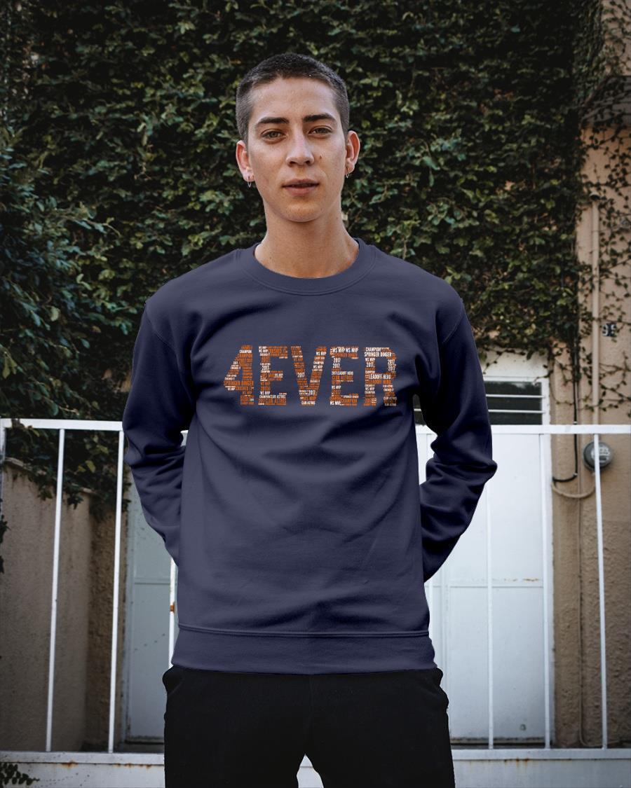George Springer 4ever Sweater