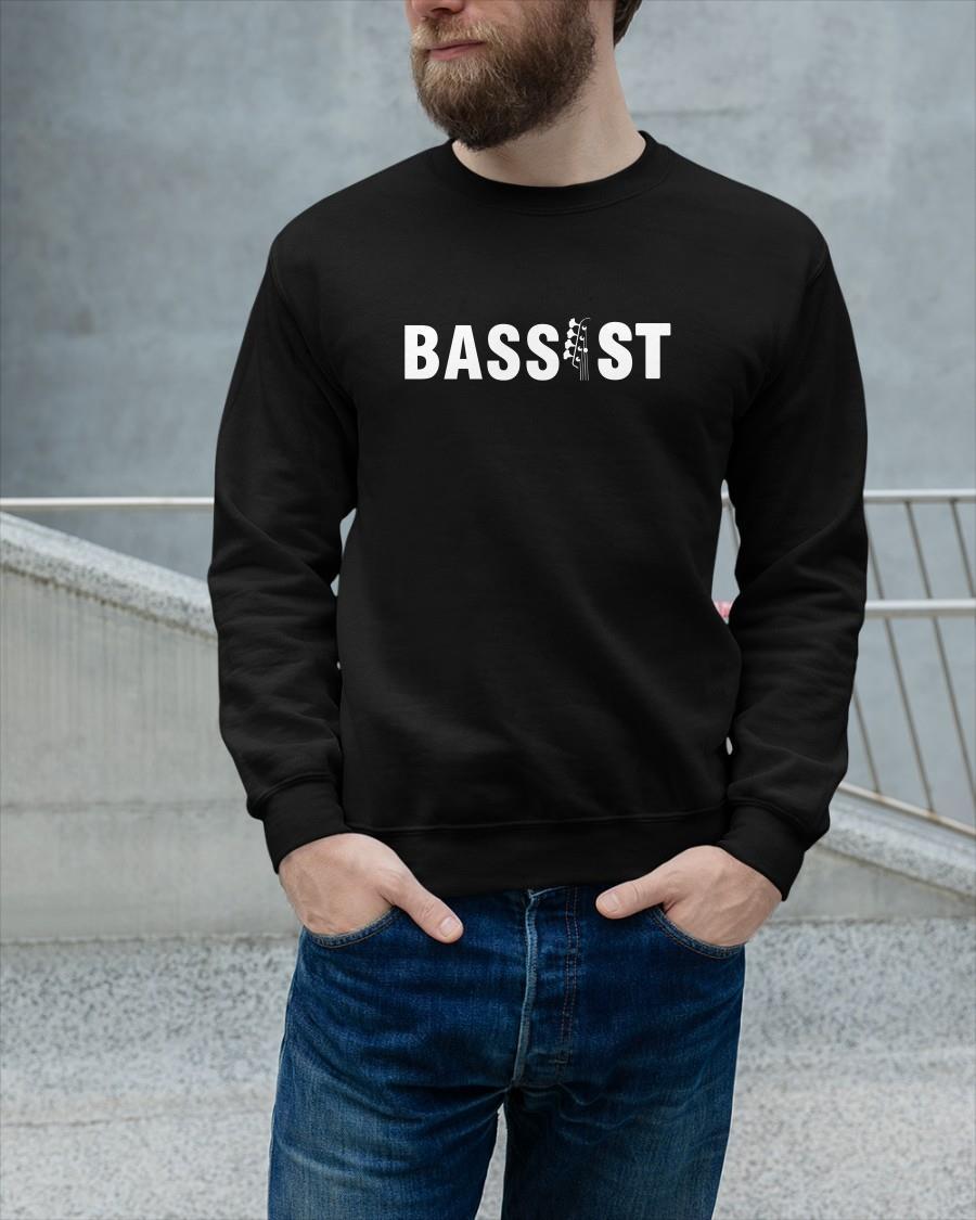 Guitar Bassist Sweater