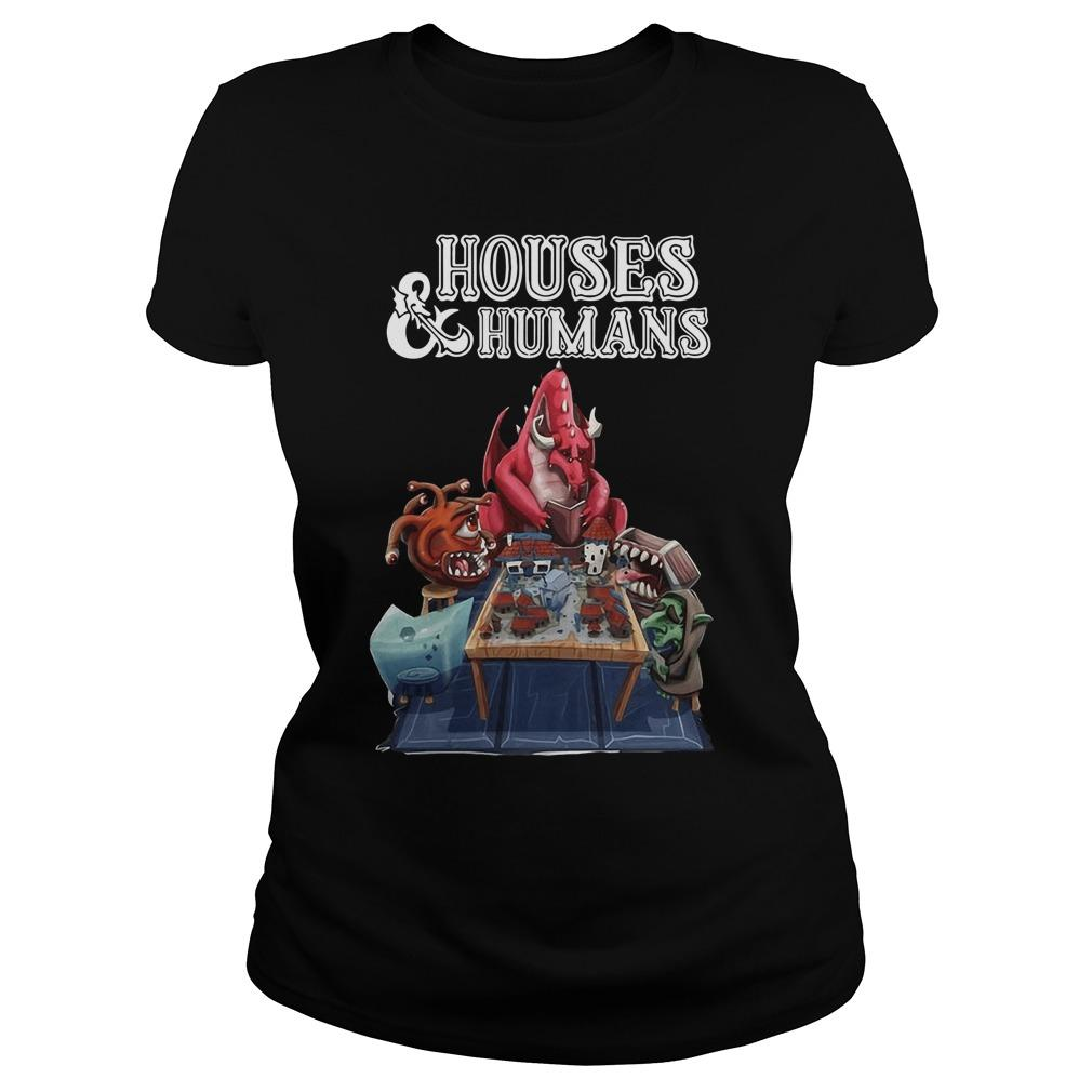 Houses And Humans Longsleeve