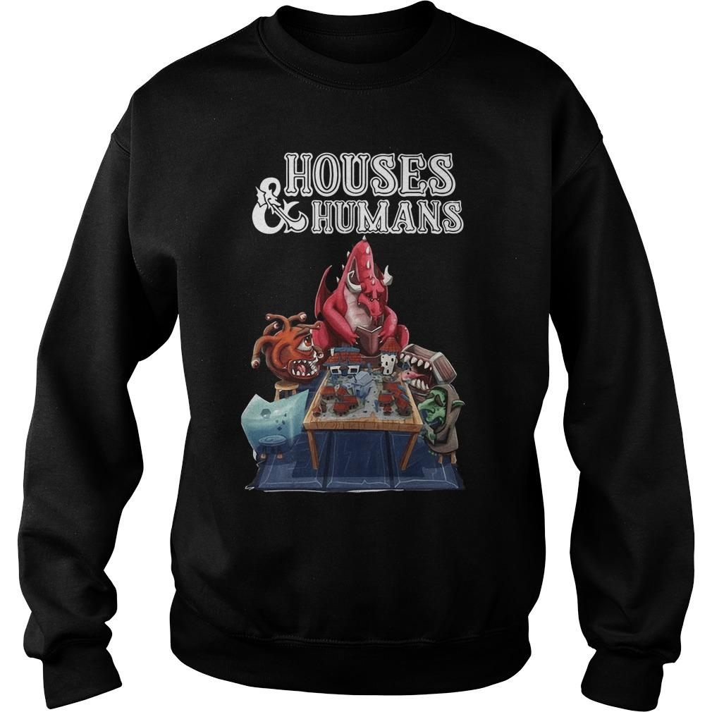 Houses And Humans Sweater