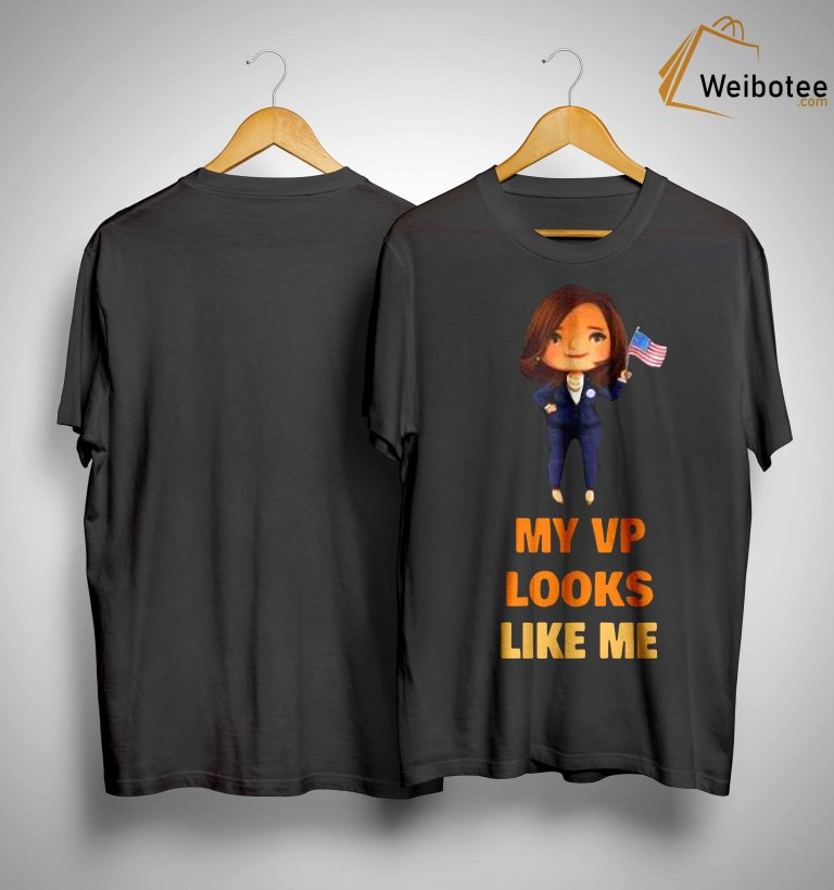Kamala Harris Chibi My Vp Looks Like Me Shirt