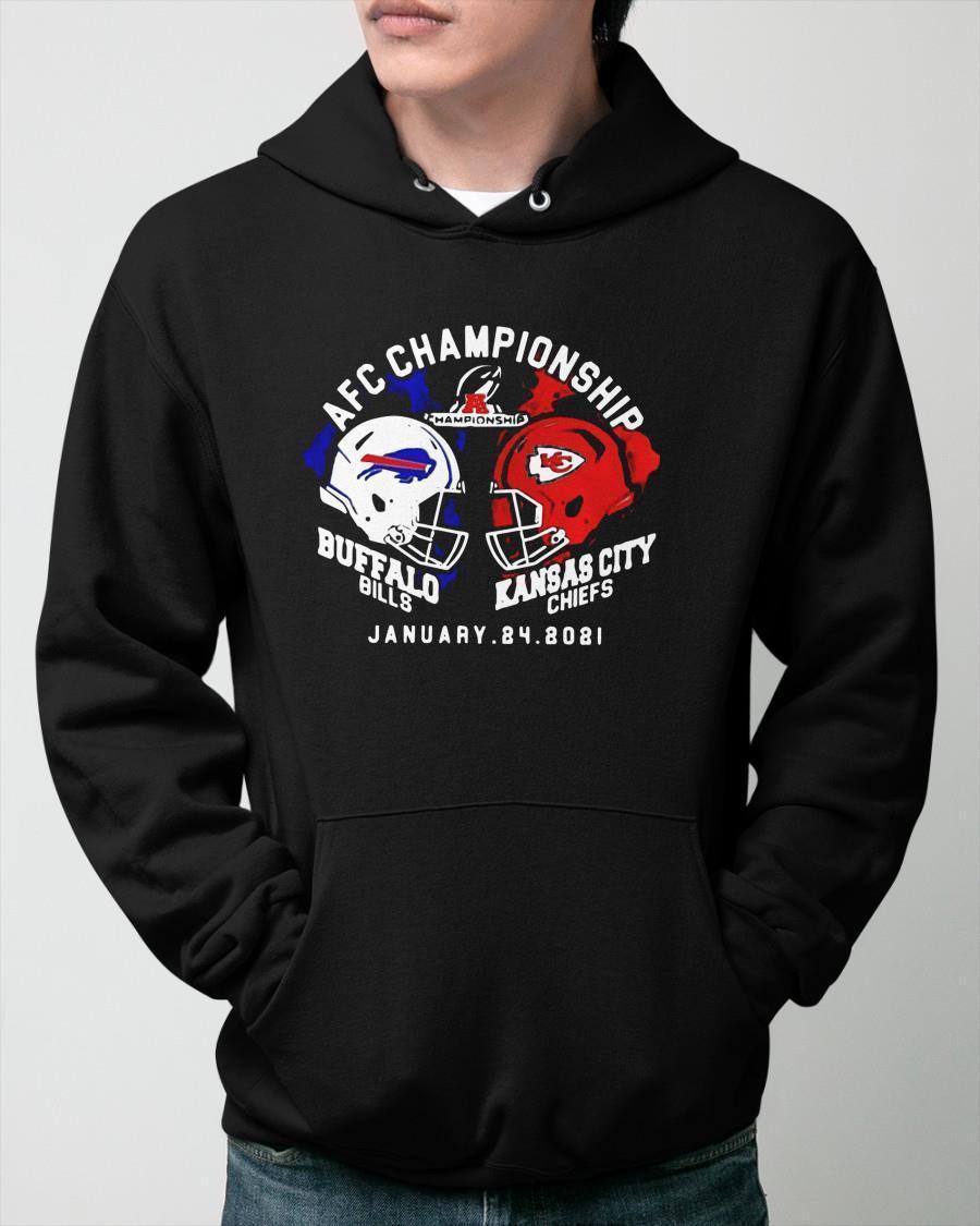 Kansas Afc Championship 2021s Hoodie