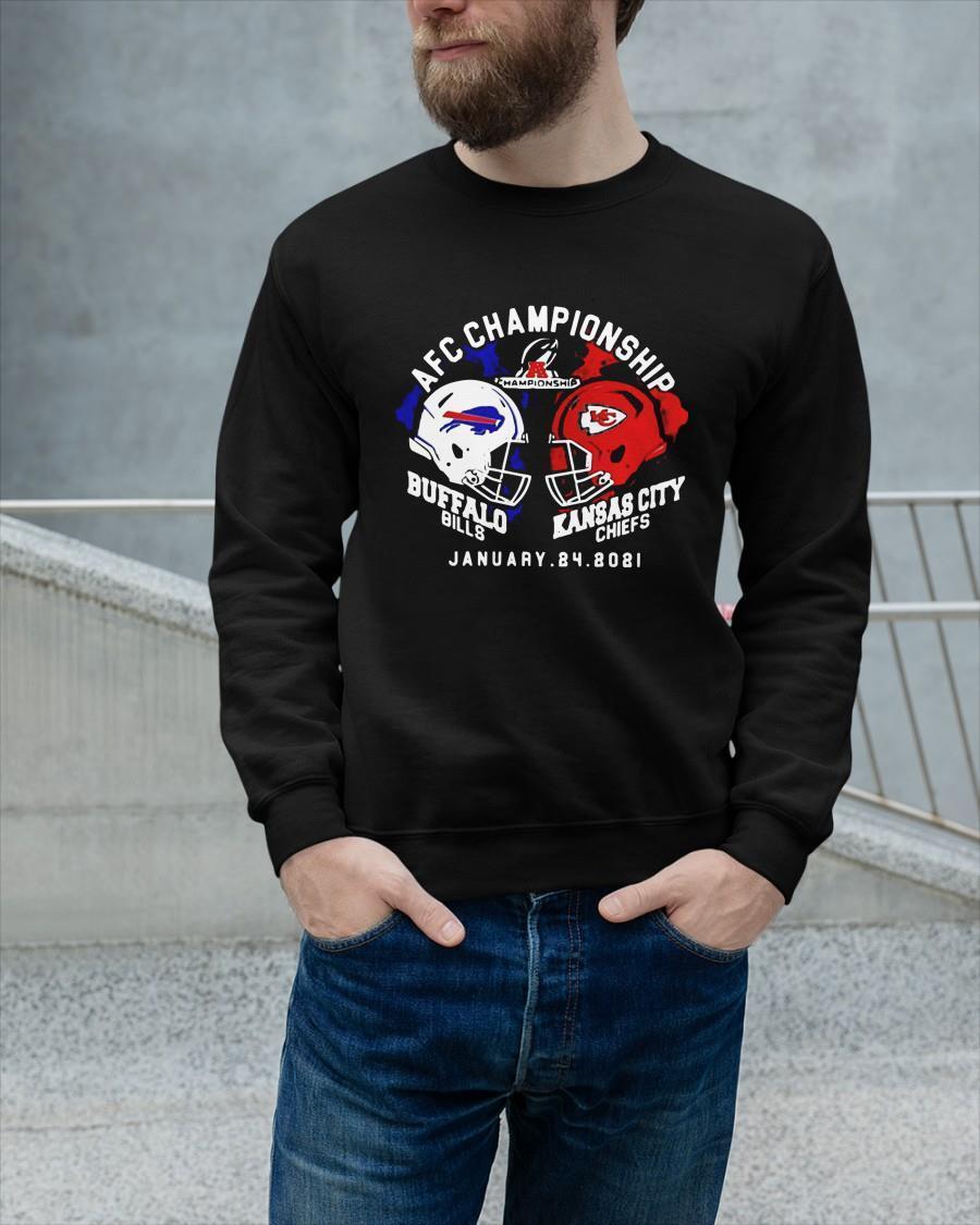 Kansas Afc Championship 2021s Longsleeve