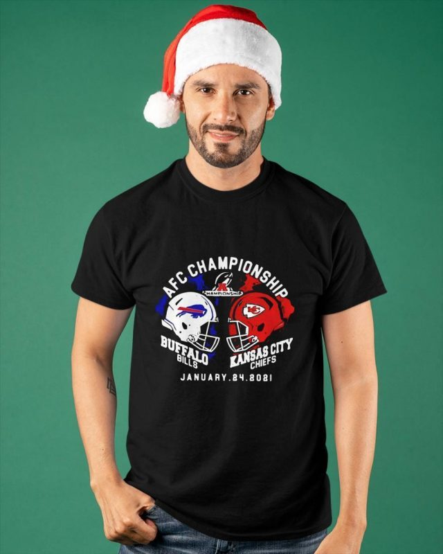 Kansas Afc Championship 2021 Shirts