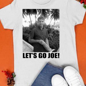 Let's Go Young Joe Biden Shirt