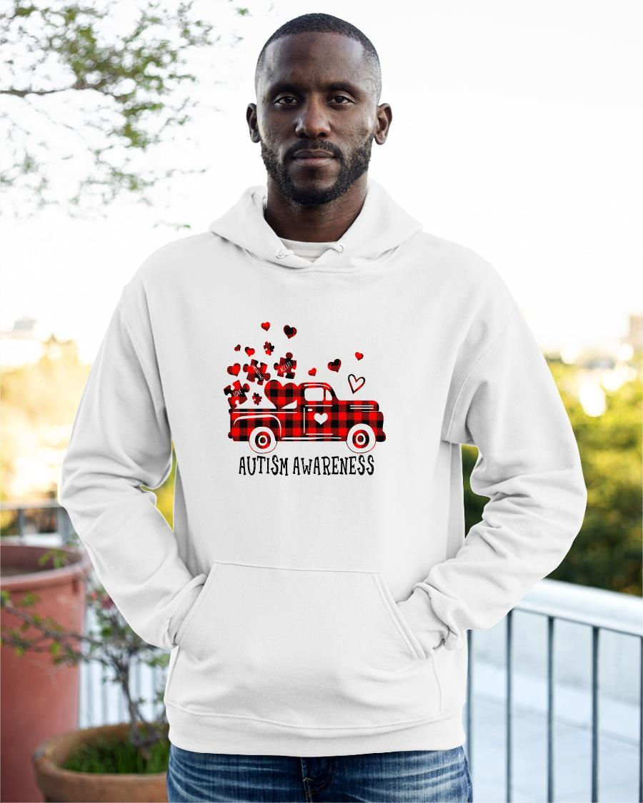 Love Understand Accept Autism Awareness Hoodie
