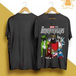 Marvel Boxer Boxervengers Shirt
