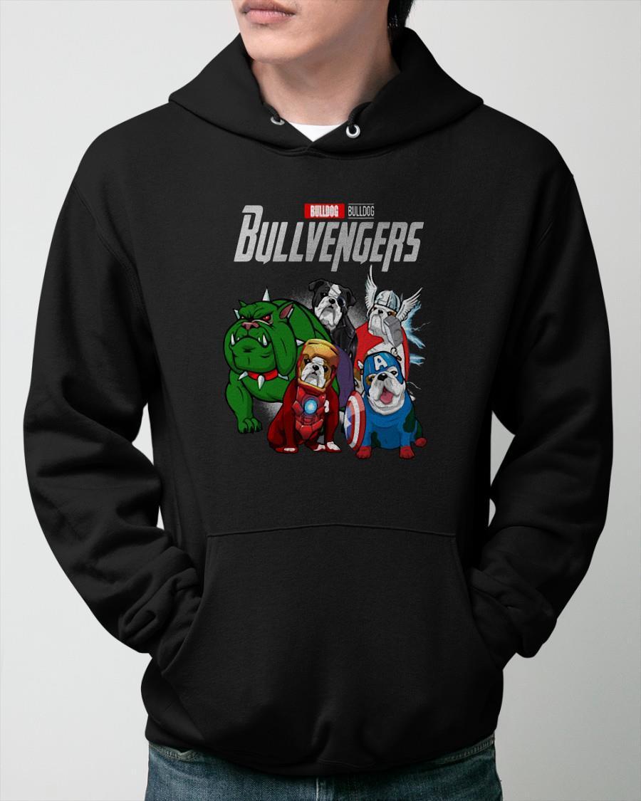 Marvel Bulldog Bullvengers Hoodie
