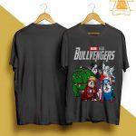 Marvel Bulldog Bullvengers Shirt