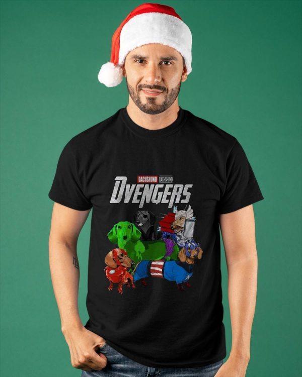 Marvel Dachshund Dvengers Shirt